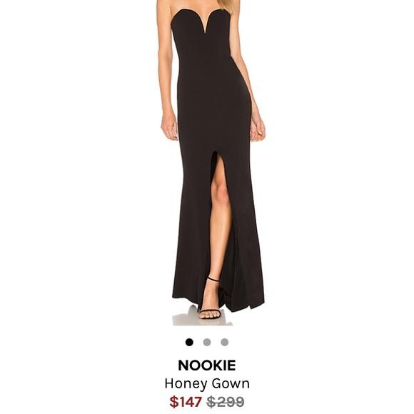 c66438de7027 Nookie Dresses | Honey Gown | Poshmark